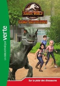 Universal Studios - Jurassic World, la colo du crétacé 03 - Sur la piste des dinosaures.