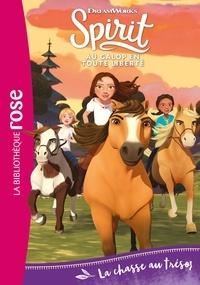 Universal Studios - Spirit 03 - La chasse au trésor.