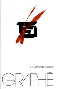 Jacques Sys et Francine Lenne - Graphè N° 5 : Lectures de l'écriture.