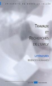 Michael Soubbotnik et Anne Lafont - Travaux et Recherches de l'UMLV N° 11, Janvier 2006 : Dossier Révolutions - Programme CAPES - Agrégation d'Histoire.