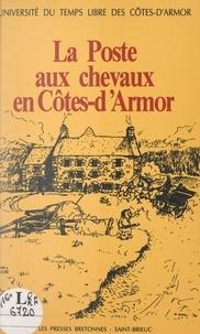 Université du temps libre des et  Collectif - La Poste aux chevaux en Côtes-d'Armor.