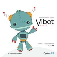 Université Laval - Vibot le robot.
