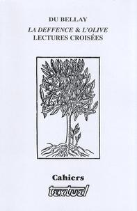 """Jean Vignes - Cahiers Textuel N° 31/2008 : Du Bellay """"La Deffence & L'Olive"""" - Lectures croisées."""