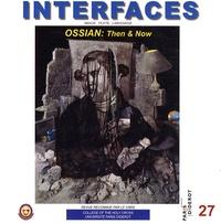 Frédéric Ogée et Maurice Géracht - Interfaces N° 27/2007 : Ossian: then and now. 1 Cédérom