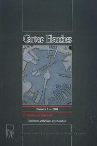 Marie Blaise - Cartes Blanches N° 3/2008 : Ecritures de l'histoire.