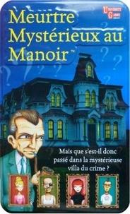 UNIVERSITY GAMES - Meurtre Mystérieux au Manoir