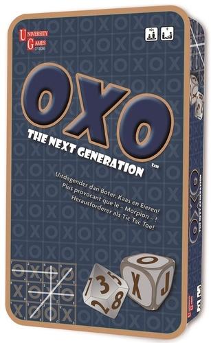 UNIVERSITY GAMES - Oxo