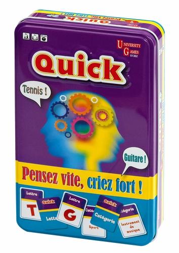 UNIVERSITY GAMES - Quick