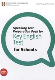 University of Cambridge - Speaking Test Preparation Pack for Key English Test  for Schools. 1 DVD