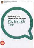University of Cambridge - Speaking Test Preparation Pack for Key English Test. 1 DVD