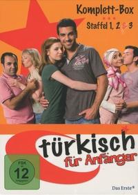 Universum Film - Türkisch für Anfänger - 9 DVD vidéo.
