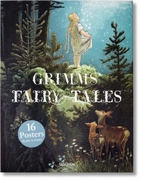 Unknown et Unknown Unknown - Grimms' Fairy Tales. Poster Set - Px.