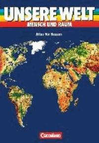 Unsere Welt. Atlas für Hessen.