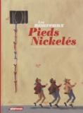 Unter et  Clotka - Les nouveaux Pieds Nickelés - Hommage à l'oeuvre et aux personnages de Louis Forton.