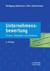Unternehmensbewertung - Prozess, Methoden und Probleme.