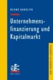 Unternehmensfinanzierung und Kapitalmarkt.