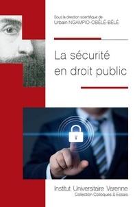 Lemememonde.fr La sécurité en droit public Image