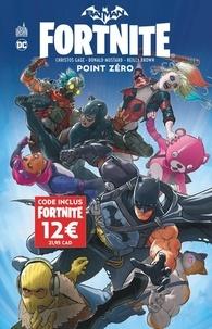 Urban Comics - Batman Fortnite - Point Zéro.