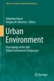 Sébastien Rauch - Urban Environment - Proceedings of the 10th Urban Environment Symposium.
