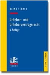Urheber- und Urhebervertragsrecht.