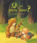 Ursel Scheffler - Qui veut ma petite soeur ?.