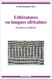 Ursula Baumgardt - Littératures en langues africaines - Production et diffusion.