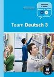Ursula Esterl et Elke Körner - Allemand 3e année Palier 2 Team Deutsch 3. 1 CD audio