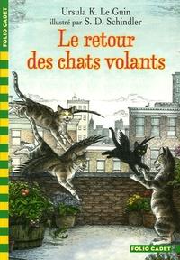 Ursula K. Le Guin - Le retour des chats volants.