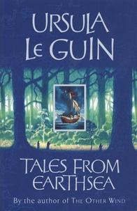 Ursula K. Le Guin - Tales from earthsea.