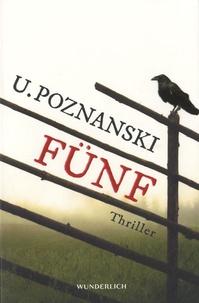 Ursula Poznanski - Fünf.