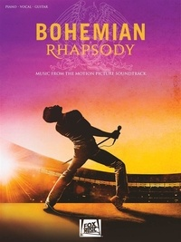 Hal Leonard - Bohemian Rhapsody - Music from the motion picture soundtrack.