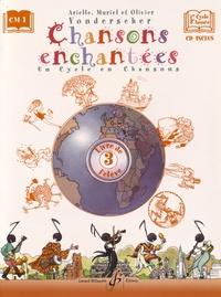 Chansons enchantées CM1 - Volume 3, Livre de lélève.pdf