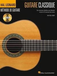 Paul Henry - Guitare classique. 1 CD audio MP3