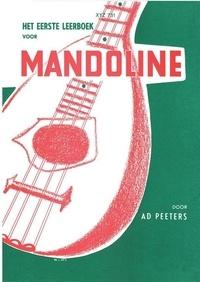 Ad Peeters - Het eerste leerboek voor Mandoline.