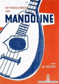 Ad Peeters - Het tweede leerboek voor mandoline.