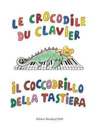Breitkopf & Hartel - Le crocodile du clavier.