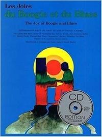 Denes Agay et Gerald Martin - Les joies du boogie et du blues. 1 CD audio