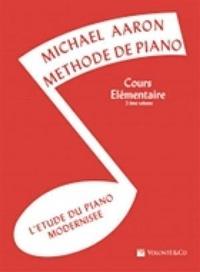 Michael Aaron - Méthode de piano - cours élémentaire - Volume 2.