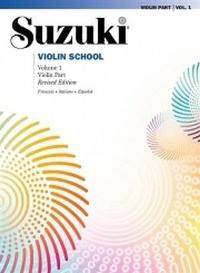Volontè - Suzuki Violin School - Volume 1.