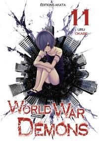 Amazon livres télécharger ipad World War Demons Tome 11 (Litterature Francaise) 9782369747284 par Uru Okabe
