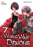 Uru Okabe - World War Demons Tome 7 : .
