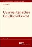 US-amerikanisches Gesellschaftsrecht.