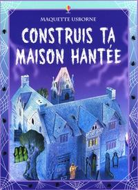 Usborne - Construis ta maison hantée.