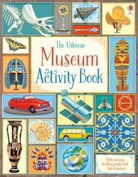 Usborne - Museum Activity Book.