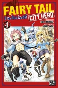 Ushio Ando - Fairy Tail - City Hero T04.