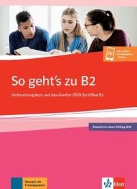 Deedr.fr So geht's zu B2 - Vorbereitungskurs auf das Goethe-/OSD-Zertifikat B2 Image