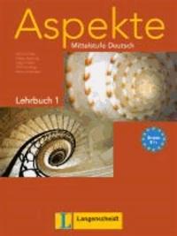 Aspekte 1 (B1+) - Lehrbuch ohne DVD - Mittelstufe Deutsch.pdf