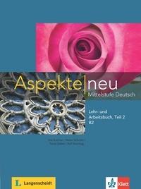 Rhonealpesinfo.fr Aspekte neu B2 - Mittelstufe Deutsch - Lehr- und Arbeitsbuch Teil 2 Image