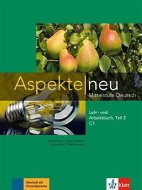 Galabria.be Aspekte neu C1 - Mittelstufe Deutsch - Lehr- und Arbeitsbuch Teil 2 Image