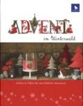 Ute Menze - Advent Im Winterwald.